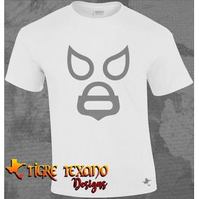Playera Lucha Libre El Santo By Tigre Texano Designs