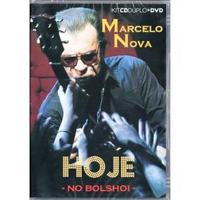 Marcelo Nova Cd Duplo + Dvd Hoje No Bolshoi Frete R$ 10,00
