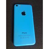 Iphone 5c De 32 G, Color Azul, Único Dueño