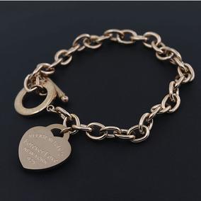 b36edeb5bc6 Love Bracelet Cartier Ouro Rosa - Joias e Relógios no Mercado Livre ...