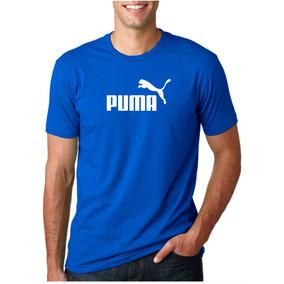Camiseta Azul Puma Puma