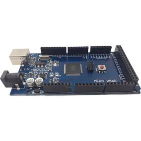 Arduino Mega Chip Ch340g + Cabo E Apostila