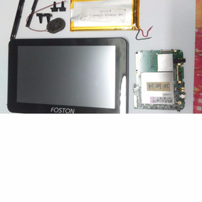 Tablet Foston Fs -m72 Peças Avulsas
