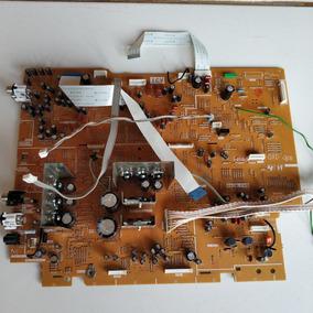 Sony Fst-zx80d Placa Principal (defeito)