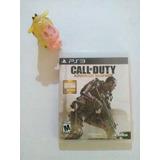 Call Of Duty Advanced Warfare Ps3 Garantizado