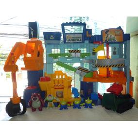 Mattel Toy Story Conjunto Tri-county Landfill