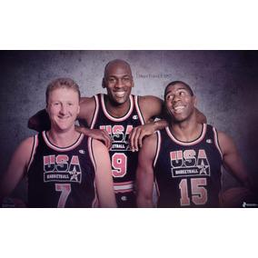 Cuadros Basquet Michael Jordan - Chicago Bulls - 19x25. 4 vendidos -  Capital Federal · Cuadros Nba Dream Team Jordan Magic Larry Bird 27x42cm 3489561c4a0