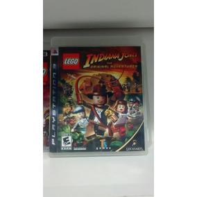 Jogo Para Ps3: Indiana Jones Lego. Frete Grátis!