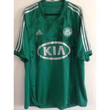 Camisa adidas Do Palmeiras 2012 100% Original Zerada