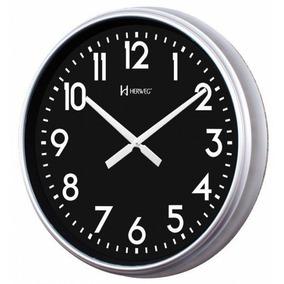 e33d1ff436a Relógio De Parede Herweg Ref  6377 034 - Relógios De Parede no ...