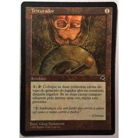 Triturador / Grindstone - Tempestade