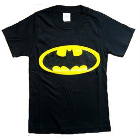 Camisetas Infantil Personagens Kit 12 Peças