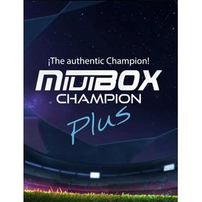 Decodificador Satelital Miuibox Champions Plus Original 100%