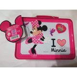 Colonia Minnie Mouse Lonchera Air Val 100ml Original