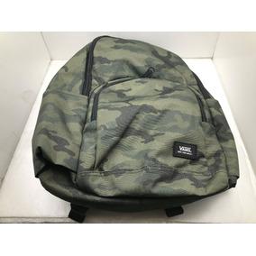 Mochila Vans Alumni Camo Backpack School Bag Laptop
