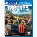 Far Cry 5 Jogo Português Ps4 Origina Psn Original
