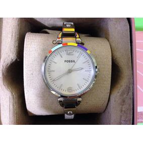 94038341cc4b Reloj Fossil Es3259 Para Dama Seminuevo - Reloj de Pulsera en ...