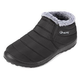 Gracosy botas De Nieve ce337463f8ff1