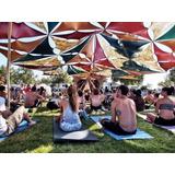 10m Tecido Lycra Tensionada Decoração Tendas De Festas Raves
