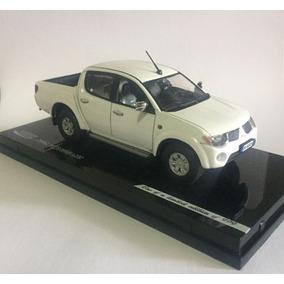 Mitsubishi Triton 1:43 L200 Não Frontier Amarok Hilux