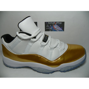 Air Jordan Xi Low Gold Edition (26 Mex) Astroboyshop