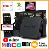 Convertidor Smart Tv Convertir Tv Box Android Control