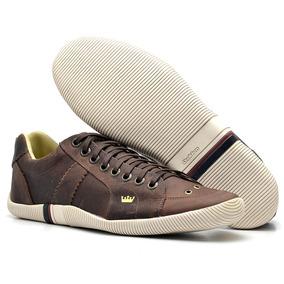 562b97f485 Sapatênis Nike Marrom E Bege - Sapatos no Mercado Livre Brasil
