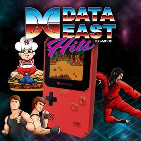 Mini Game Boy My Arcade Bad Dudes 300 Jogos Retro 8 Bits