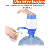 Dispensador De Agua Para Botellón Manual Ofertas
