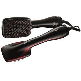 Escova Elétrica Alisadora Philco Soft Brush 2 Velocidades
