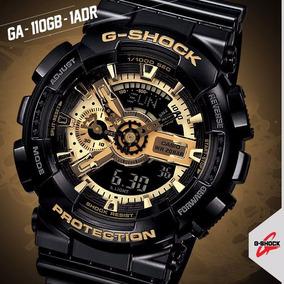 2b100a3d7c8 Relógio G Shock Cassio Preto E Dourado - Relógios no Mercado Livre ...