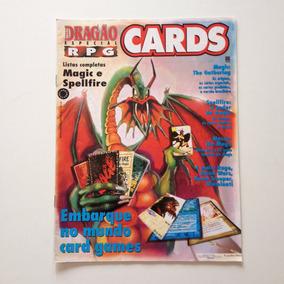 Revista Dragão Especial Cards Embarque No Mundo Card N°02