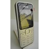 Celular Nokia Vintage ( Telcel ) Plata-oro