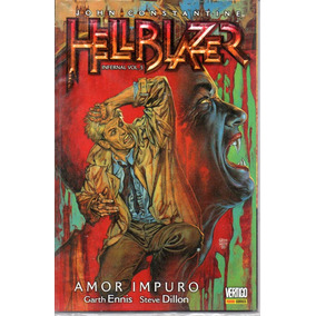 Hellblazer Infernal 5 - Panini 05 - Bonellihq Cx24 C19