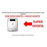 (super Oferta 30%)protector Voltaje Pickens Multip 220v V064