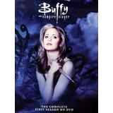 Buffy -caça Vampiros-coleção Dublada Com Caixinhas E Encarte