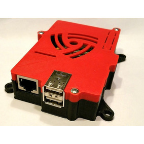 Case Capa Raspberry Pi 1