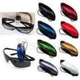 4232f5266c9e7 Prendedor De Óculos Para Carro Várias Cores - 10 Unidades