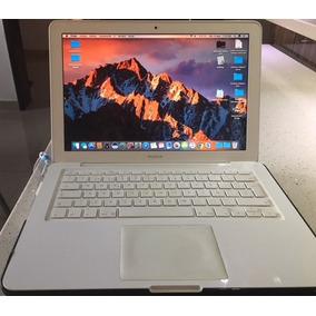 Macbook Blanca Mod. A1342 Año 2010 Usada 100% Funcional