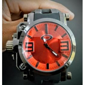 Relógio Da Oakley Gearboox Esportivo De Luxo Na Promoção