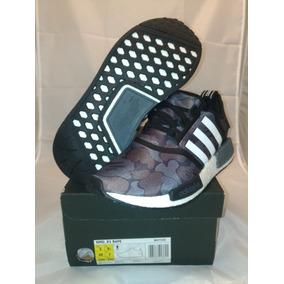 buy online 58a23 1f775 adidas Bape Nmd Black Camo