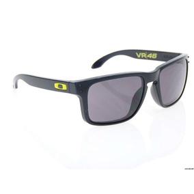 Óculos Oakley Holbrook Preto Vr46 Masculino 100% Polarizado 9071470ef3