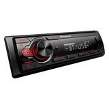 Pioneer Mvh-s21bt Auxiliar Usb Bluetooth Auto Estereo Nuevo