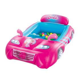Carro Barbie Con 25 Pelotas - Bestway