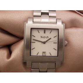 8e533616934 Relógio Natan Zodiac Em Aço Inox Com Calendário J10817 - Relógios De ...