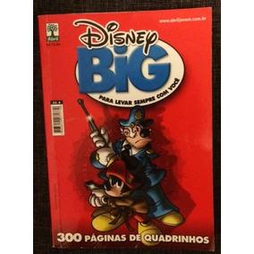 Hq/gibi Disney Big Nº 06 Abril (2010) Excelente Estado!
