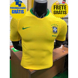Camisa Selecao Brasileira Jogador - Camisa Brasil Masculina no ... 5cde222a2e859