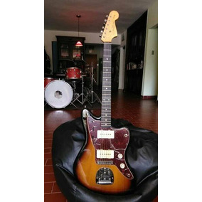 Guitarra Fender Jazzmaster Mexico Sunburst