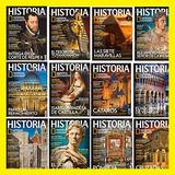 12 Revistas Historia National Geographic Digitales - Pack 2