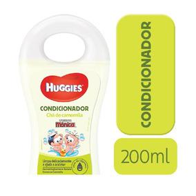 Condicionador Huggies Chá De Camomila - 200ml - Toiletries